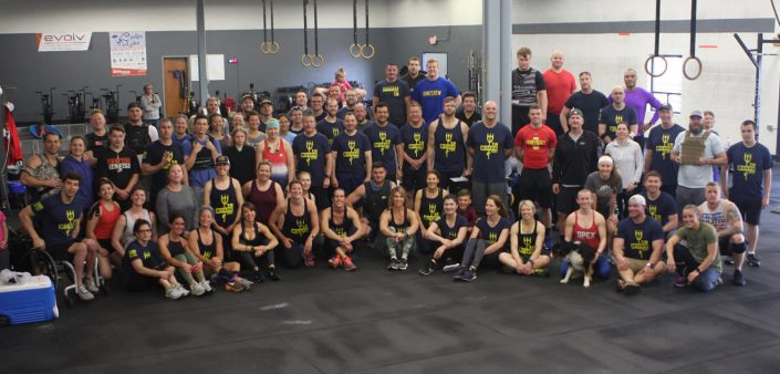 Adapt & Conquer CrossFit Family