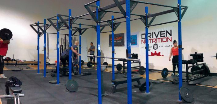 Fivebar Olympic Weightlifting